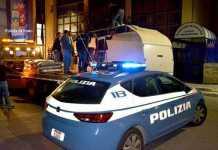 polizia droga camper