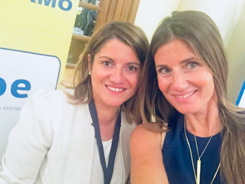 Maria Tripodi e Annagrazia Calabria