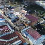 Demolizione baraccopoli rom cosenza