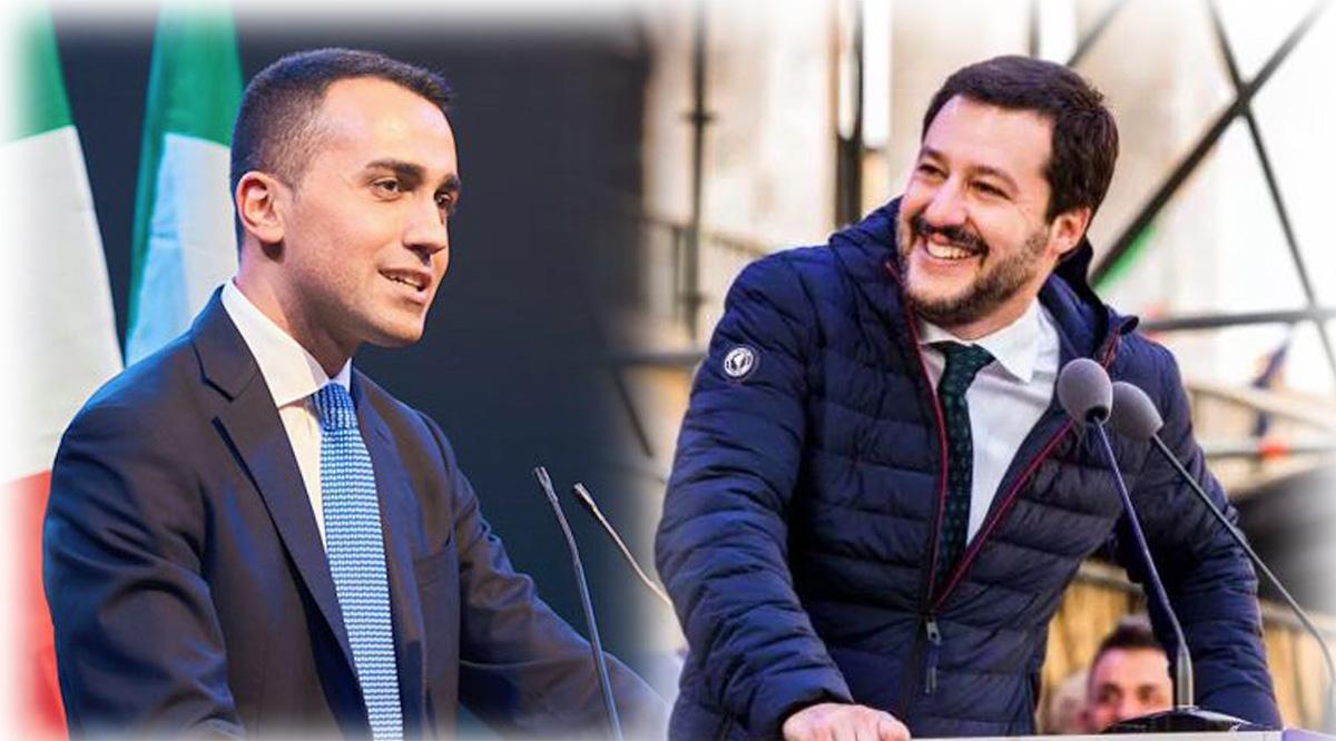 Di Maio Salvini