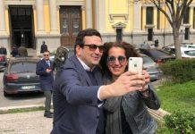 Fausto Orsomarso e Wanda Ferro