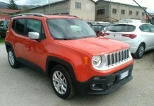 Jeep Renegade Franco Muto