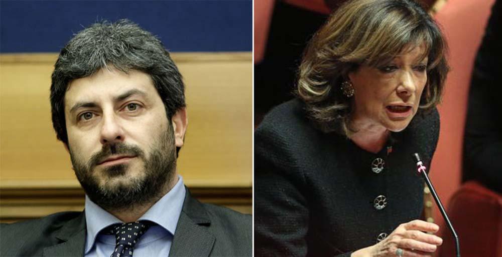 Roberto Fico Elisabetta Casellati