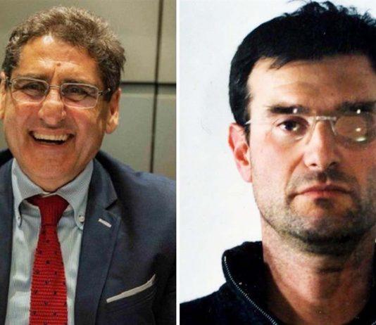Salvatore Buzzi e Massimo Carminati