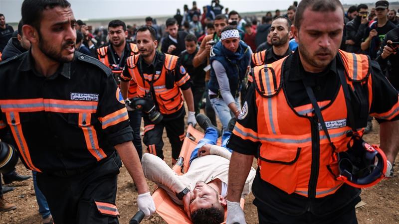 Massacro di Palestinesi nel giorno del ricordo dei territori occupati
