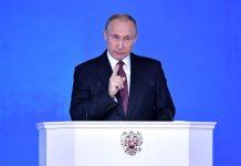 Vladimir Putin Cremlino