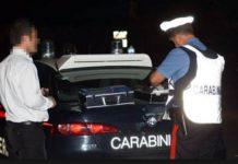 alcol test carabinieri