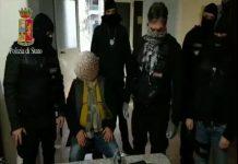 arresto terrorismo digos roma