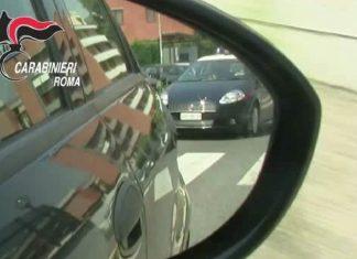 blitz carabinieri roma