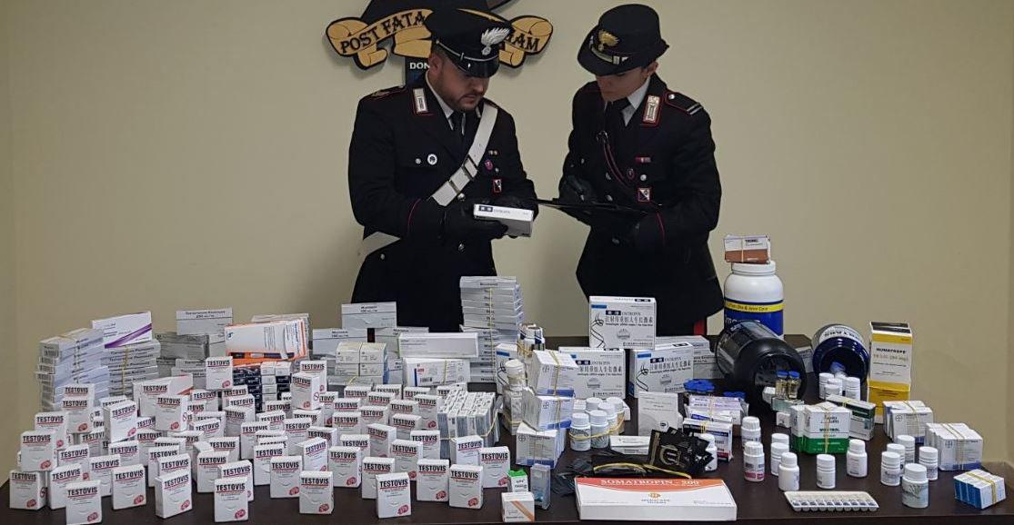 farmaci dopanti vietati