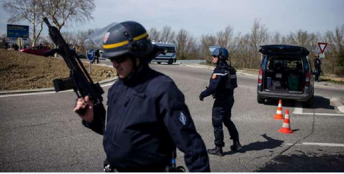 forze speciali polizia Trebes