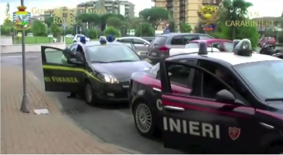 guardia finanza carabinieri