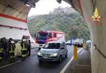 incidente auto maida