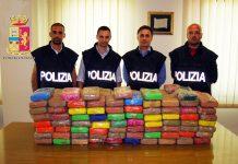 polizia cocaina