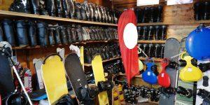 prodotti sciatori sequestrati camigliatello