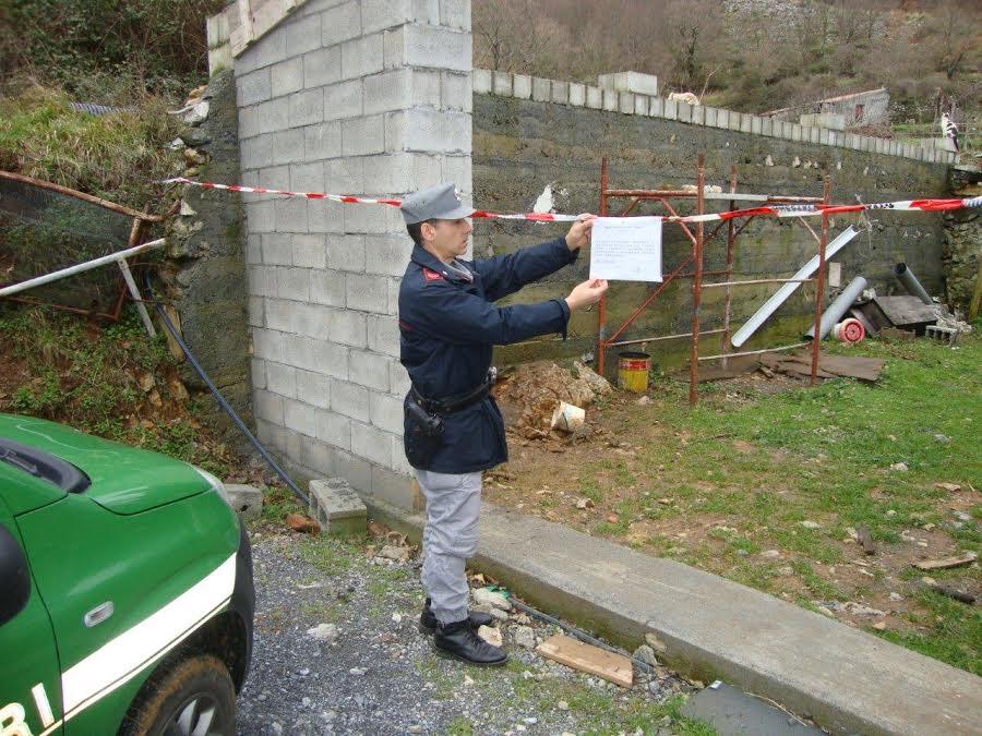 sequestro carabinieri forestali aieta