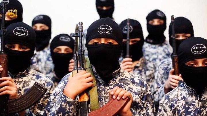terrorismo bambini del califfato