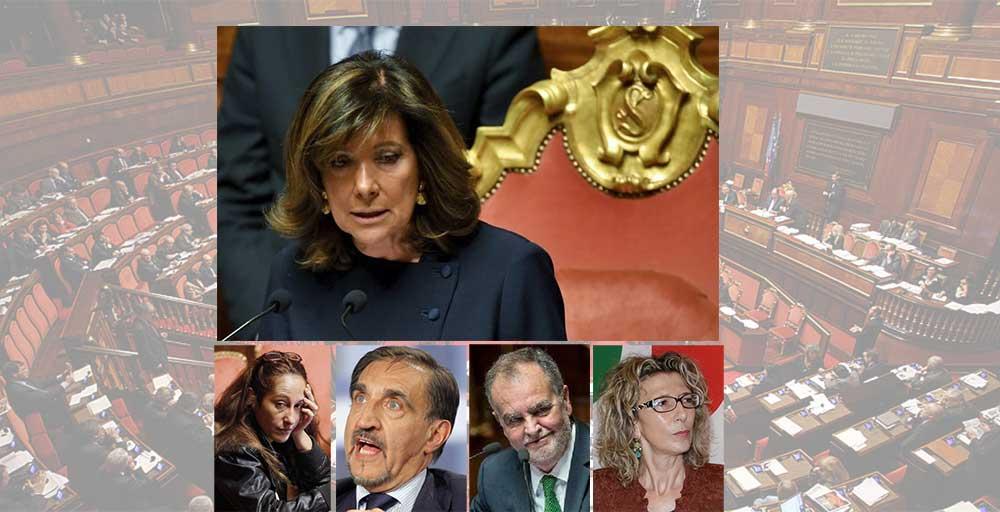 Ufficio Di Presidenza : Senato eletto lufficio di presidenza: 4 vice per m5s lega pd e
