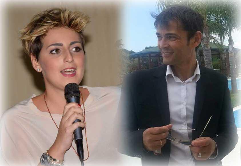 Dalila Nesci e Francesco Sapia