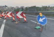 Deviazioni Autostrada A2 del Mediterraneo