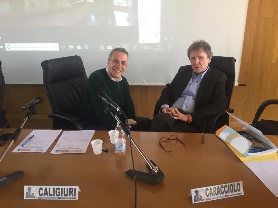 Mario Caligiuri Lucio Caracciolo