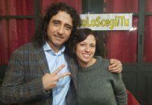 Paolo Parentela con Bianca Laura Granato