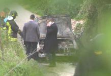 bomba auto Matteo Vinci Limbadi