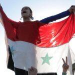 Civili e militari al fianco di Assad in Siria