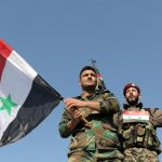 militari al fianco di Assad in Siria