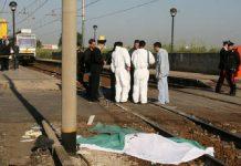 incidente ferrovia persona sotto treno Beatrice Unguì