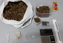 marijuana polizia corigliano rossano