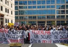 protesta ambulatori sanità privata