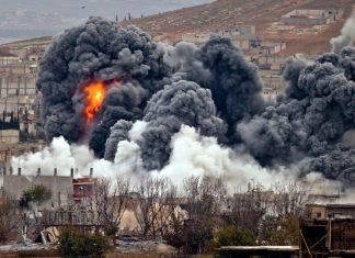 siria-bombardamenti