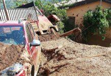 Danni esplosione acquedotto Abatemarco