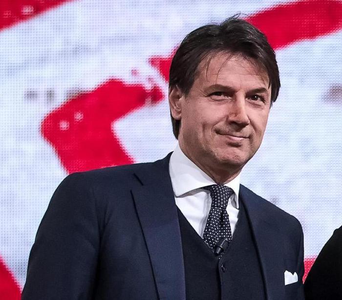 Il professor Giuseppe Conte