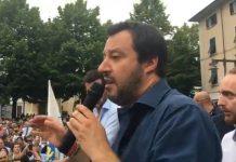 Salvini a Massa