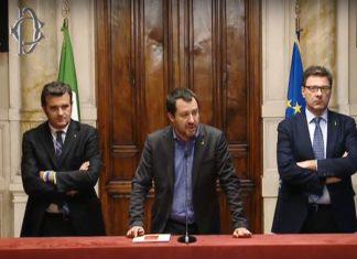 Salvini consultazioni Conte