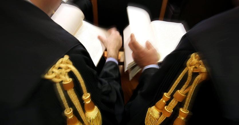 aula processo avvocati toghe giudici