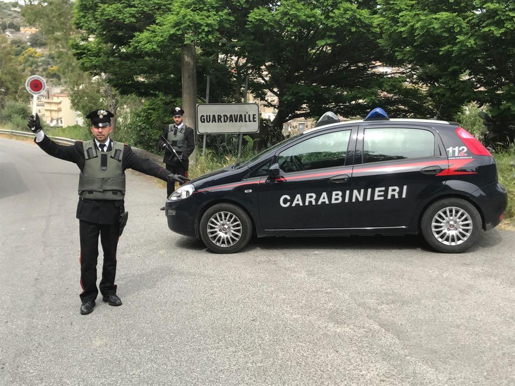 carabinieri Guardavalle