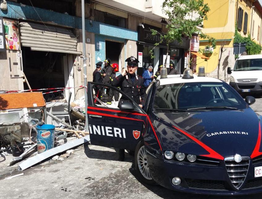 Esplosione a Cosenza, arrestato Norberto Abritta