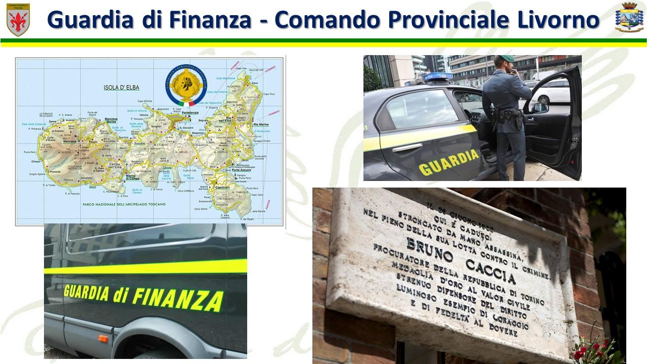 operazione Vicere Livorno