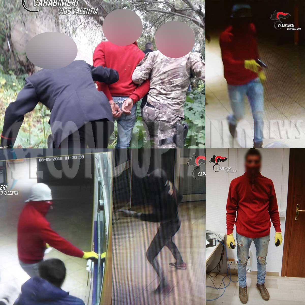 rapina snai arresto Mirco Furchì