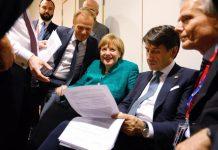 Presidente Conte al lavoro a Bruxelles sulla proposta migranti