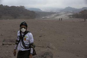 Eruzione Volcan de Fuego