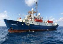 Nave Lifeline ong migranti