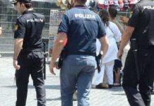 Uomini Polizia di Stato