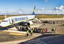 aeroporto santanna crotone ryanair