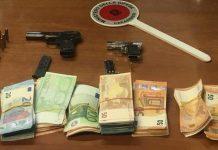 armi droga Reggio Calabria