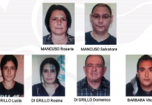 arresti Mancuso Di Grillo