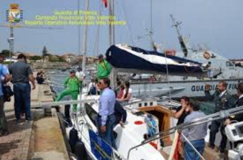 barca vela finanza vibo